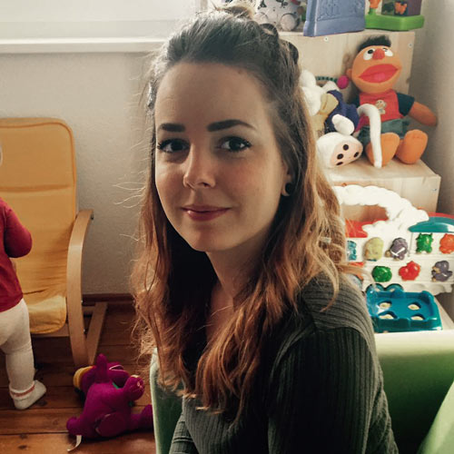 Mamacita Tagesmutter Desiree Bürkle